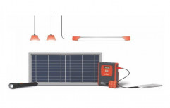 Mounting Structure Grid Tie Solar Home System, For Residential, Capacity: 10 Kw