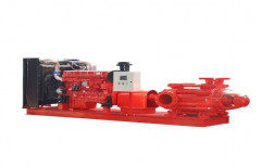 Ms 50 Hp Diesel Fire Pump, for Commercial And Industrial