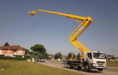 mtandt Truck Mounted Boom lift, Platform Height: 45 Meter