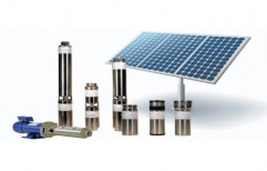 Multi Stage Pump 51 to 100 m 3 HP Solar Submersible Pump, Model Name/Number: Ssp-03