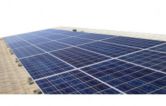 Off Grid Solar Power Plant, For Commercial, Capacity: 2 Kw