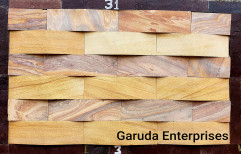 Office Wooden Wall Cladding, Thickness: 10 Mm