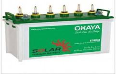 Okaya Solar Battery