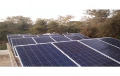 On Gird Solar Power Plants, Capacity: 10 Kw