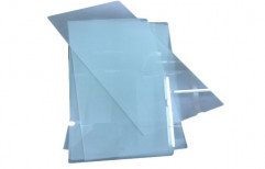 Plain Frosted Glass, Shape: Rectangle