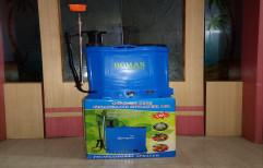 Plastic Battery Spray Pump