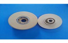 Plastic Round Cri Type Flat Impeller