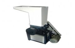 Plastic Scrap Grinder Machine, Capacity: 100-1000 Kg/Hr