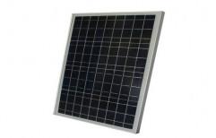 Poly Crystalline Roof Top 220 W Polycrystalline Solar Panel, 7.45 - 9.95 A, 24 V