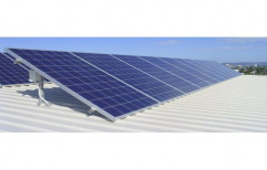 Polycrystalline On Grid Solar Power Systems, Capacity: 10 Kw
