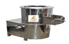 Potato Peeling Machine, 220 V, Capacity: 10kg