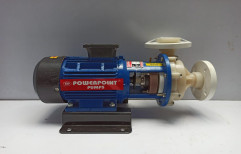 POWERPOINT 18 M Maximum 2 HP Chemical Pump, For Industrial, Model Name/Number: PCX120M