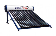 Powertrac Solar Water Heater, Capacity: 500 LPD