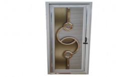 Printed PVC Flush Door, For Bathroom, Size/Dimension: 6.5 X 2.5 Feet