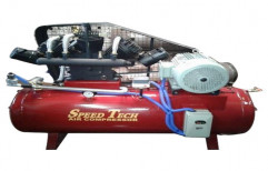 Reciprocating Two Stage 15 Hp Air Compressor