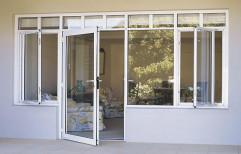 Royal and Saint Gobain Aluminum Window