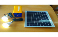 Sagar Industries 12 Vdc Dual LED Solar UPS