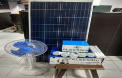 Saubhaya Scheme - Solar Homelighting System, 12v