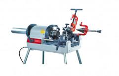 Semi-Automatic Threading Machine
