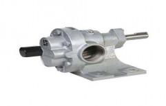 Semi-Automatic Three Phase Rotary Gear Pump, 1.2 M3/hr