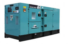 Silent or Soundproof Air Cooling Sound Proof Diesel Power Generator, 20 Kva