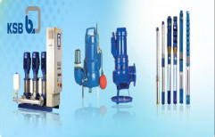 Single and Multi stage 0.5 HP to 100 HP KSB Submersible Pumpset