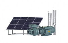 Single Phase Electric 2HP Solar Water Pump