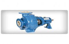 Single Phase Electric Teflon Lined Pumps, 2 - 5 Hp