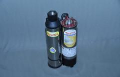 Single Phase Kingflow V4 Eco Model Submersible Pump