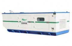 Single Phase Kirloskar Silent Generator, Power: 160-250 kVA