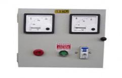 Single Phase, Three Phase Submersible Pump Control Panel, 230V,415V