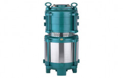 Single Phase Vertical Open Well Submersible Pump