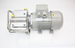 Single Stage Oil Lubricated Rotary Vane Vacuum Pump, Model Name/Number: Hyco Make