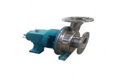 Single Stage SS 316 Centrifugal Pump, 2900rpm, 100-500lpm