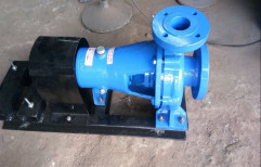Single Stage Stainless steel CENTRIFUGAL PUMPS, For Industrial