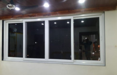 Sliding Prominance UPVC Windows