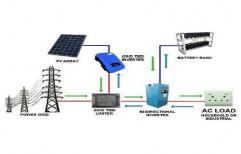 Solar Hybrid System, Capacity: 1 Kw