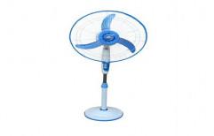 """Solar Pedestal Fan-16"""" SHTL, Triple Speed"""