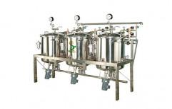 Soya Milk Making Machine In Rudrapur, Capacity: 100 Lph, 220 V