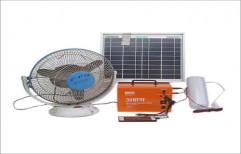 SPJ Solar Home Lighting System