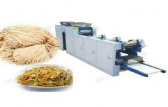 Ss 3- Stage Noodles Making Machine, 200 Kg