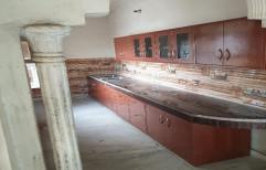 Steel Modular Kitchen.