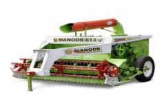 Straw Reaper Manoor 613