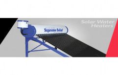 Supreme Solar Water Heater, Warranty: 5 Years, Capacity: 300-400 LPD