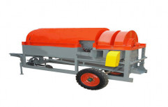 Surjeet Tractor Mounted Paddy Thresher