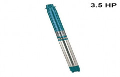 Three Phase Borewell 15 HP V6 Submersible Pump