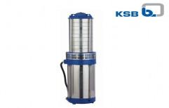 Three Phase KSB Multistage Monoblock Submersible Pumpset, 5 - 20 Hp, 220-240 V