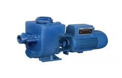 Three Phase Mild Steel Body Electric Water Pump Motor, Warranty: 12 Months