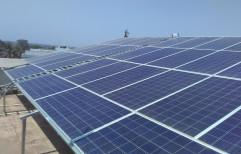 Vikram Solar Poly Crystalline Solar Panel, 36 V, 4.95 - 7.35 A