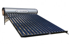 Winhot Stainless Steel V Guard Solar Water Heater, Warranty: 3 Year, Model Name/Number: Winhot eco